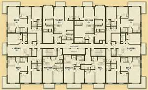 Apartment Building Architectural Plans 3d apartment design | anelti