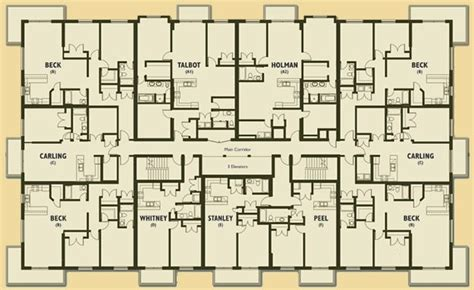 floor plans for apartment buildings apartment building floor plans apartment building floor