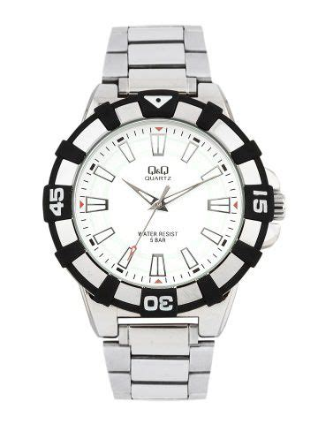 new arrivals q q mens watches from myntra at best price