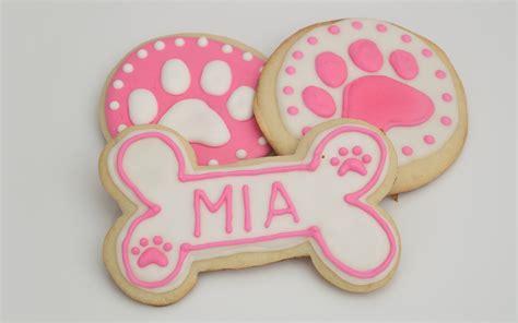 cookie crafts paw cookies hipgiraffe crafts