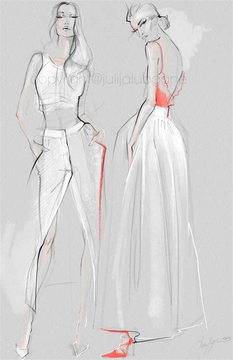 fashion illustration back pose best 25 drawing fashion ideas on fashion