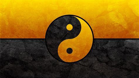 free yin yang wallpaper black and gold yin yang wallpaper 1920x1080 615642