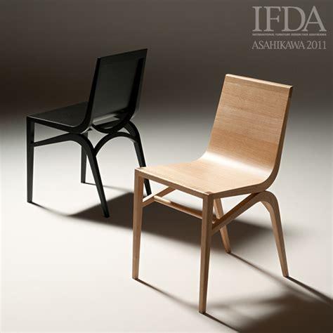 design competition furniture ifda2011 bronze leaf yoshiroh tanabe international