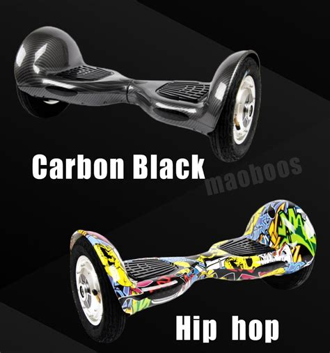 Smart Balance Wheel 10 Bluetooth Free Bag 10 inch 2 wheel self electric standing scooter unicycle