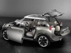 Motorized Mini Cooper Electric Mini Rocketman Mini Mini Could Be On The Way
