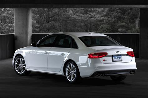 Audi S4 2013 by 2013 Audi S4 Reviews And Rating Motor Trend