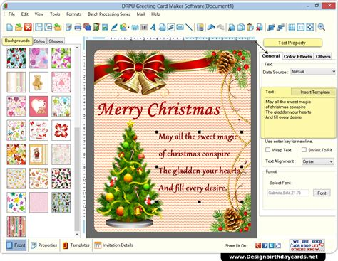make your own greeting cards software greeting cards design software create colorful cards using