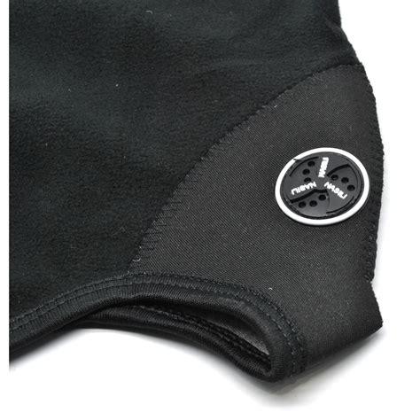 Masker Motor Sport Half masker ski setengah wajah black jakartanotebook