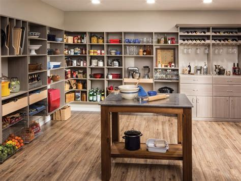 Best Shelving For Pantry by 19 Best Pantry Shelving Solutions Mybktouch