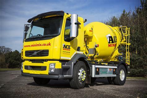 when is the truck 2014 concrete 2014 volvo concrete mixer trucks