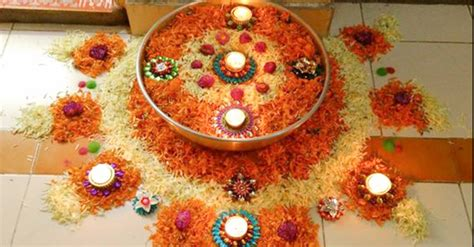 flower decoration at home how to go green this diwali cashkaro