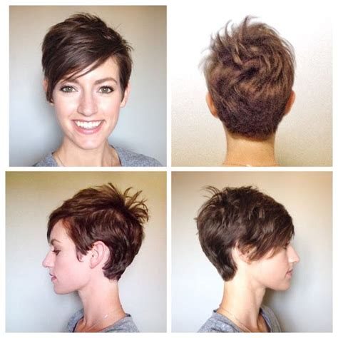 show soft lavender hair color for women 60 years ol 30 hottest pixie haircuts 2018 classic to edgy pixie