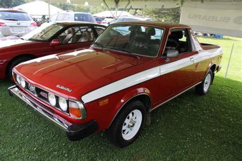 old subaru brat pvgp car show american torque com