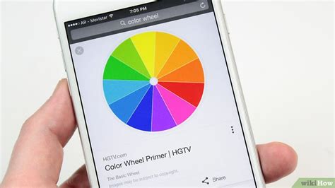 colors to make farben zu braunt 246 nen mischen wikihow