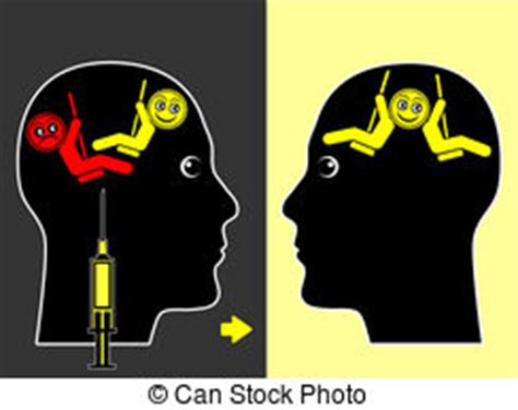 cocaine mood swings psychotropic medication illustrations and clipart 39