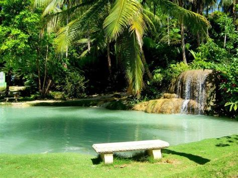 foto de las aguas de moises pantono poza buena vista es una de las mas grandes y tambi 233 n es de