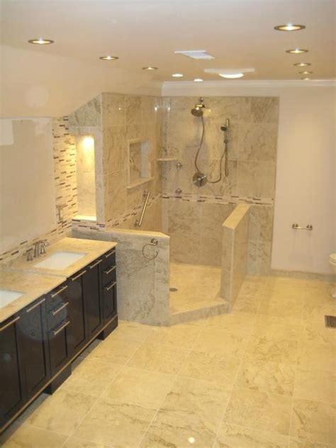 houzz marble bathroom perlato beige marble bathroom modern bathroom