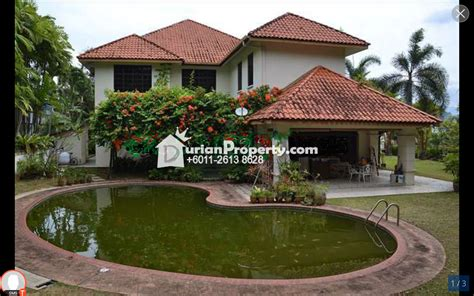 Sle Bungalow House Plans by Bungalow House For Sale At Lake Garden Seremban For Rm