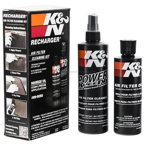 Kn Cleaning Kit 3800 parts k n air filter cleaning kit