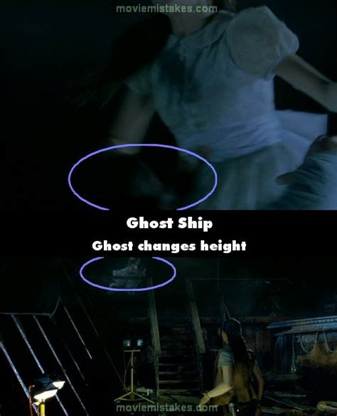 film the ghost ship ghost ship 2002 movie mistake picture id 73400