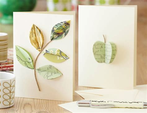 Handmade 3d Cards - how to make a beautiful 3d card