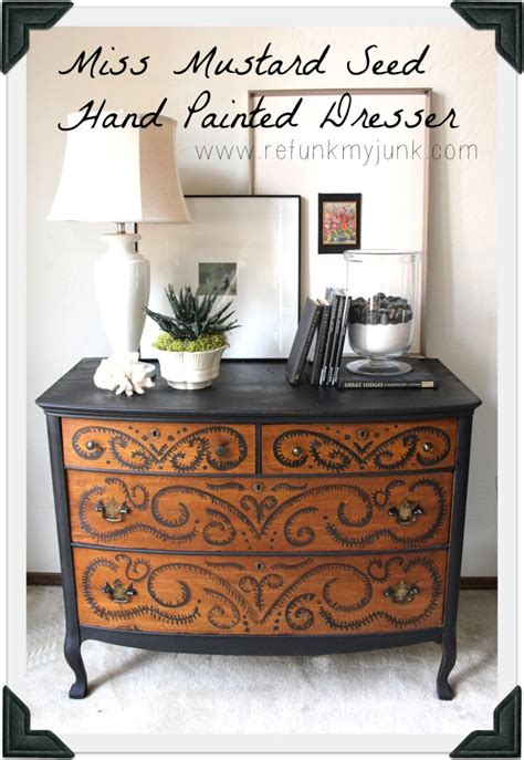 Dresser Paint Designs by 17 Best Ideas About Paint A Dresser On