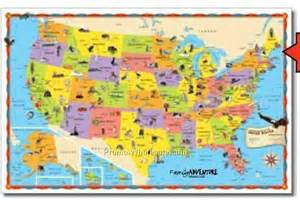 united states landmarks map united states landmarks map image search results