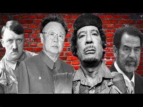 Infamous Dictators by 25 Quotes By Infamous Leaders And Dictators