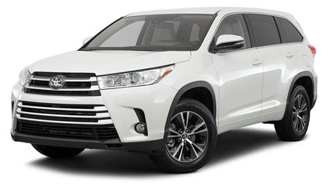 2017 Jeep Grand Vs 2017 Toyota Highlander