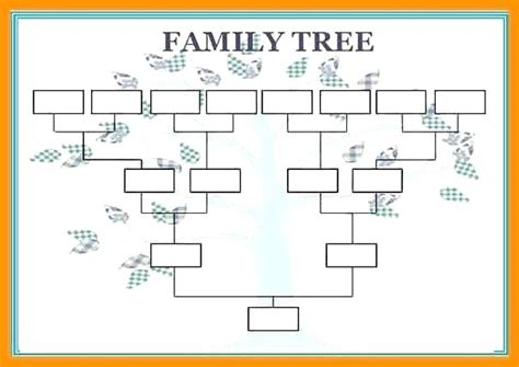 family tree templates with siblings family tree template with siblings keni