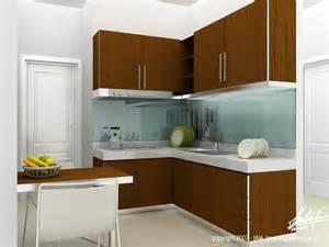 beautiful Simple Kitchen Designs Photo Gallery #1: simple_kitchen_at_senayan_by_sakta.jpg