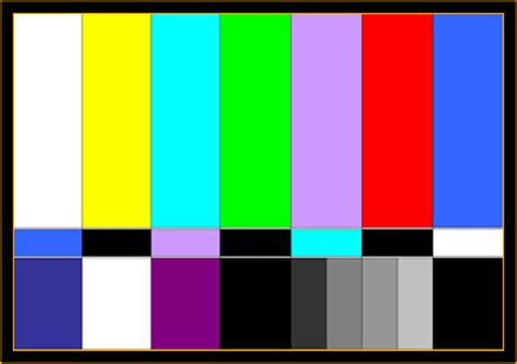 color pattern calibration how to show off your 3d hdtv techhive