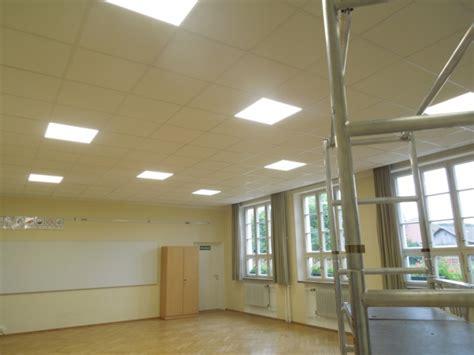 beleuchtung neubau akustik und beleuchtung verbesserung der akustik und der