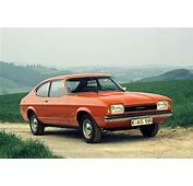 History Of Ford Capri Mk2 1974 77  SpeedDoctornet