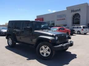Jeep Wrangler Unlimited Sport 2017 Jeep Wrangler Unlimited Sport Milton Ontario Used