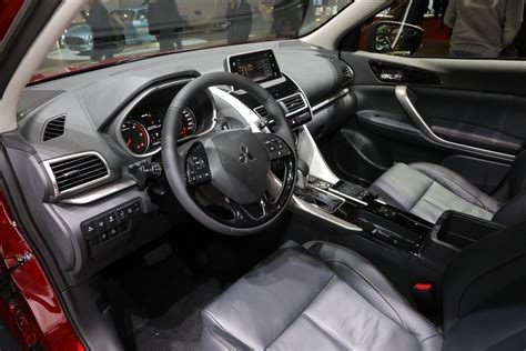 Mitsubishi Eclipse Cross Interior Motor Trend