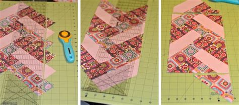 french braid block how to make a french braid quilt two ways