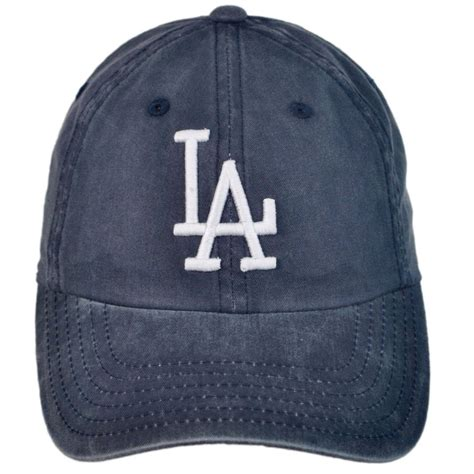american needle los angeles dodgers mlb raglan strapback