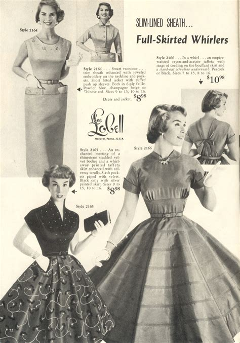 8 Advantages Of Vintage Style by Lobell Catalogue Images 1950s Style Inspiration