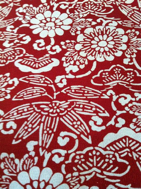 kimono pattern fabric 318 best images about japanese textiles and design on