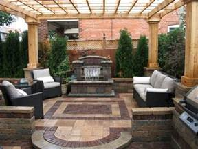 Small Backyard Design Ideas small backyard patio design idea freshouz