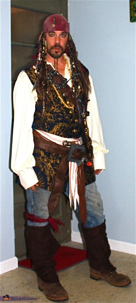 mens captain jack sparrow costume