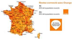 4g 80 de la population couverte chez orange et sosh