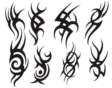 different styles of tribal tattoos 53 tribal designs