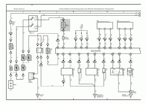 2004 toyota 4runner wiring diagram fuse box and wiring