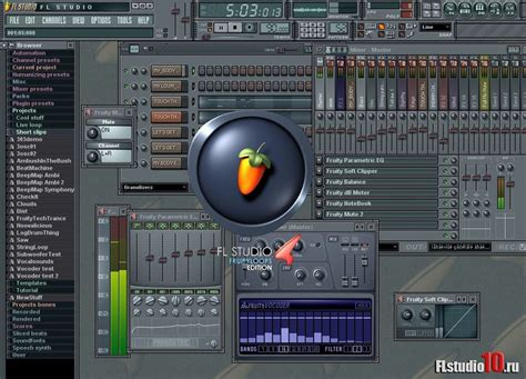 studio four fl studio 4 скачать
