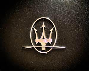 Maserati Granturismo Logo 10 Maserati Logo