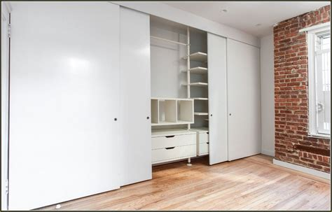 Alternatives To Bifold Closet Doors Alternative To Closet Door Ideas Buzzardfilm Closet Door Alternatives Ideas