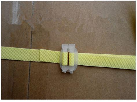 Plastik Packing plastic white packing buckle buy plastic belt