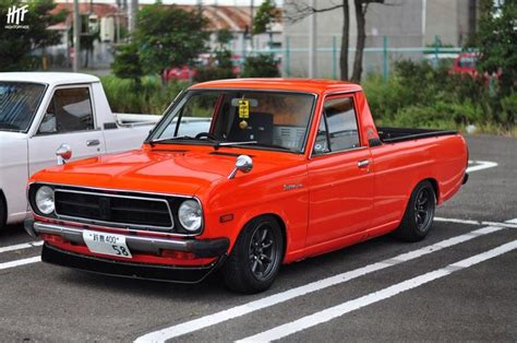 old nissan truck models datsun 1200 pick up japanese old cars pinterest